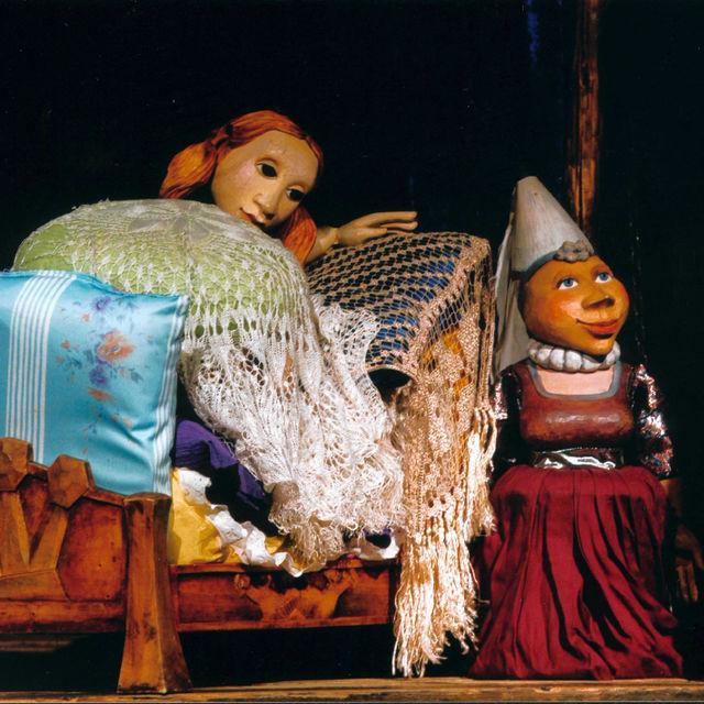 Prinzessin auf der erbse film  Die Prinzessin auf der Erbse | Hamburger Puppentheater